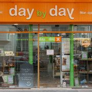 day by day - Paris - Batignolles