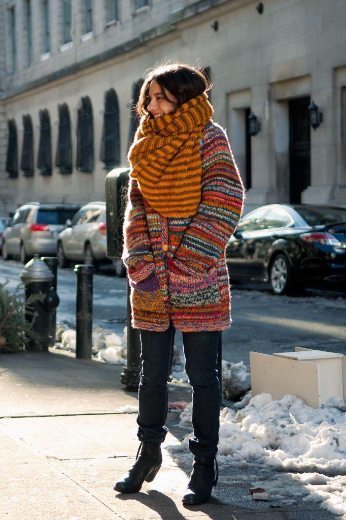amazing ikou tschuss knits - very K F