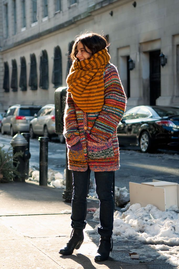 amazing ikou tschuss knits - very K F