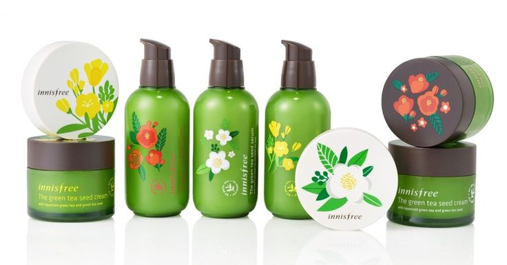 Go Green The Trendy Way With innisfree's Limited Edition Eco-Handkerchiefs   Lipstiq.com   Malaysia Female Lifestyle Community