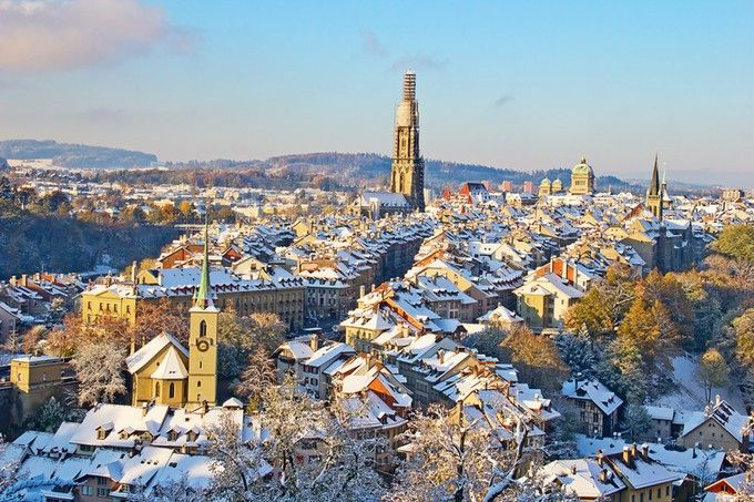 現地人にも一番人気!スイスの水に囲まれた街「ベルン」 | RETRIP