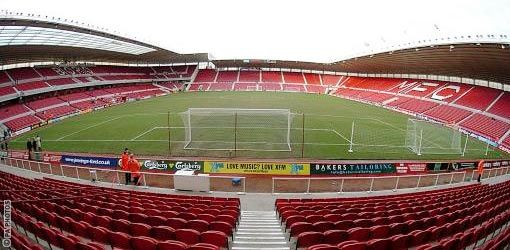 Middlesbrough F.C. - Riverside Stadium