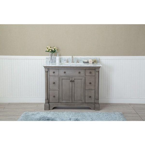 best 25 42 inch bathroom vanity ideas on pinterest 42 inch vanity single bathroom vanity and. Black Bedroom Furniture Sets. Home Design Ideas