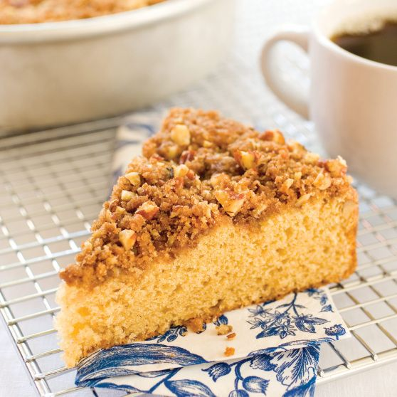Easy Coffee Cake from American's Test Kitchen
