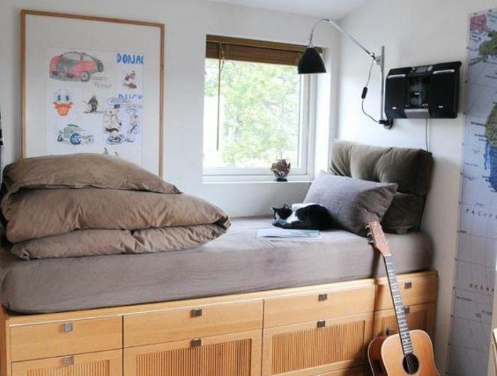 les 25 meilleures id es de la cat gorie chambres d 39 adolescent sur pinterest chambres. Black Bedroom Furniture Sets. Home Design Ideas