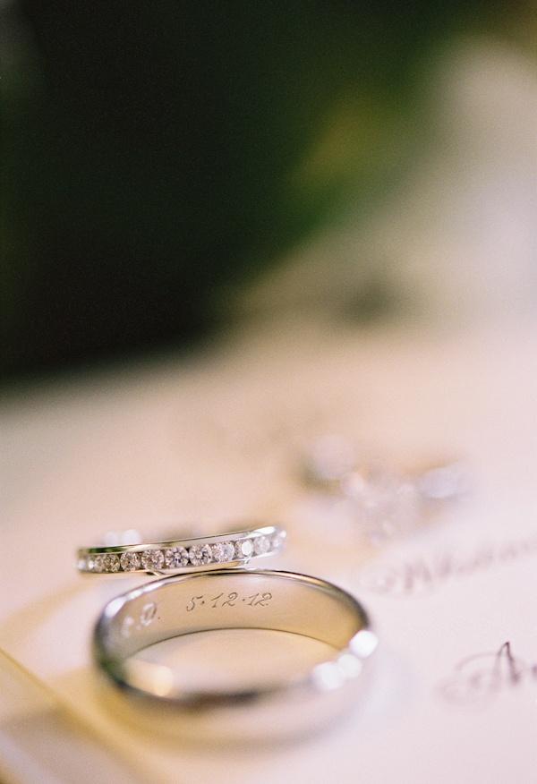Wedding band inscriptions christian