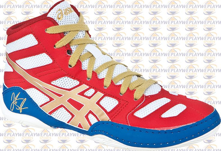 ASICS® JB Elite Youth Wrestling Shoes