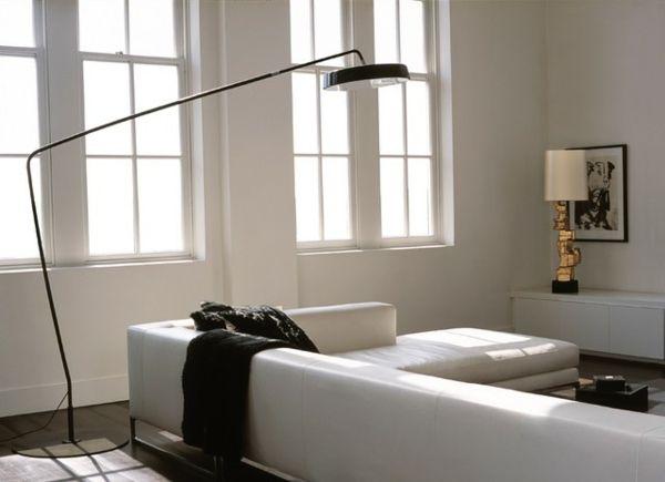 Die besten 25+ Helle stehlampe Ideen auf Pinterest Schlafzimmer - stehlampe f r wohnzimmer