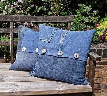 30 ideas para Reciclar vaqueros - Jeans