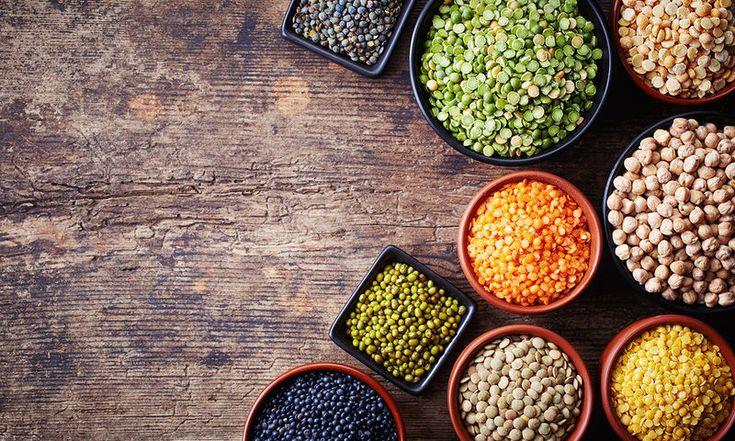 Οι  20 κορυφαίες πηγές φυτικών πρωτεϊνών
