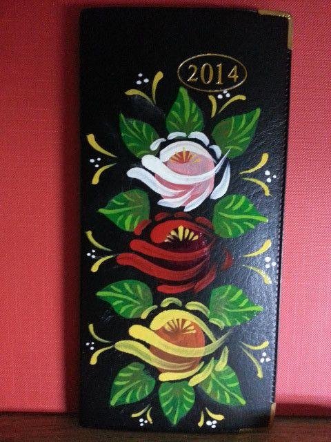 2014 Roses canal - narrowboat style diary £6.99