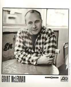 Australian Birthday Today - Grant William McLennan, born 12 February 1958, Rockhampton, central Queensland – died 6 May 2006, Brisbane Queensland, was an Australian singer-songwriter - For more info click on photo