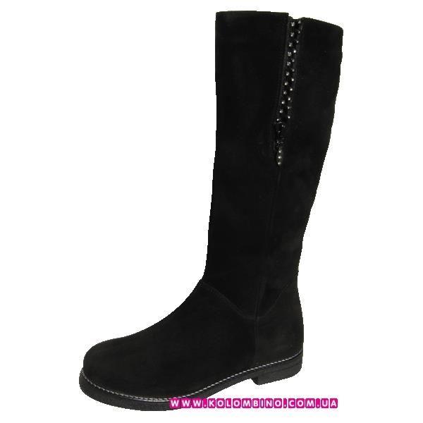 Подростковая зимняя обувь для девочек