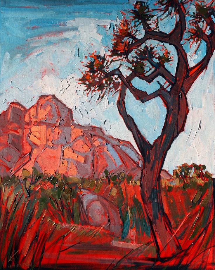 Joshua Tree by Erin Hanson