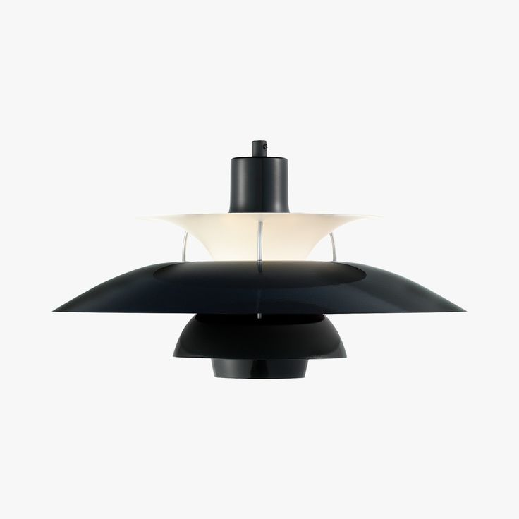 Suspension PH 50 Design Poul Henningsen, noir - Poulsen - Find this product on Bon Marché website - Le Bon Marché Rive Gauche