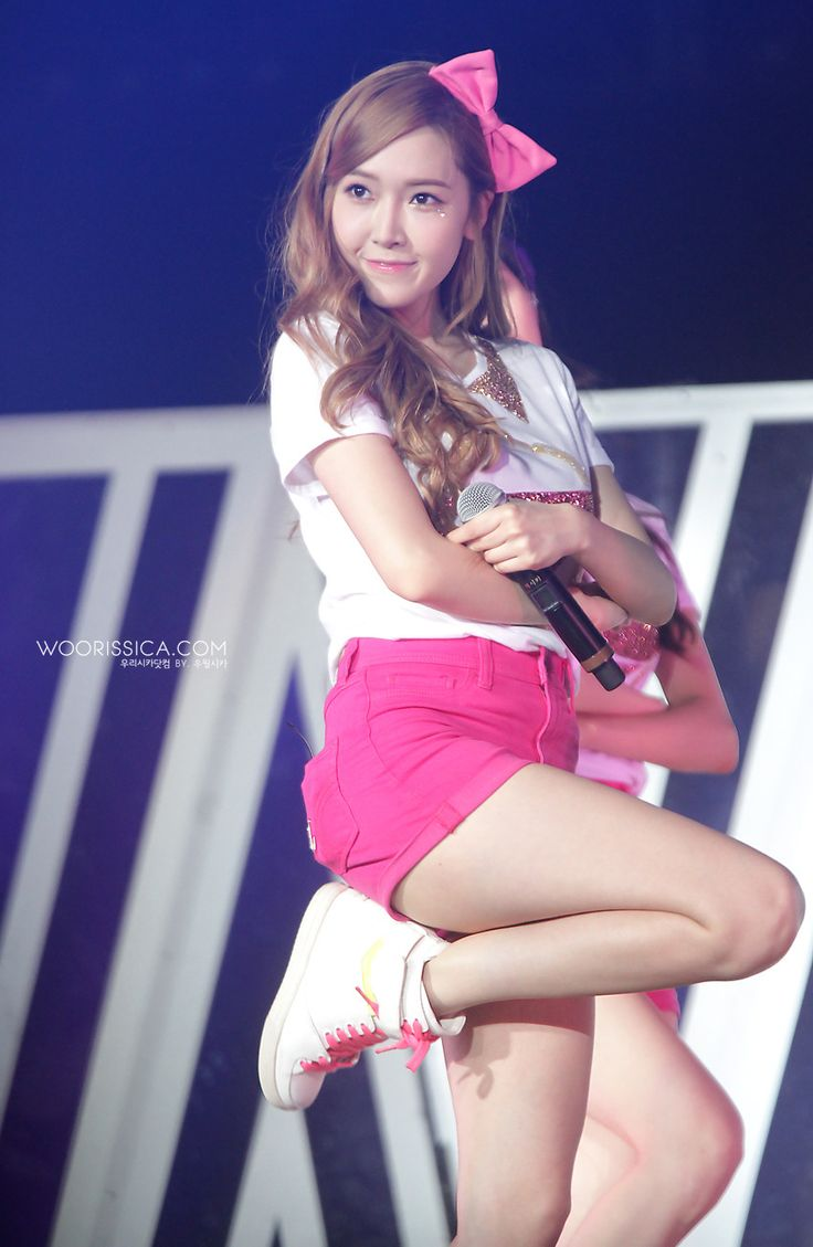 Snsd Jessica Abs
