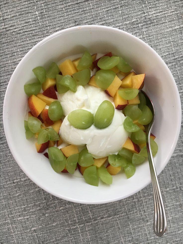 Diet#yoghurt#fruit#healthy#breakfast