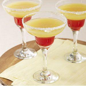 Margarita SunriseDrinks Recipe 14, Tequila Sunrises Margaritas, Eggnog, Margaritas Sunrises, Drinks Recipese 14, Soft Drinks, Fun Drinks, Sunris Margaritas, Cocktails