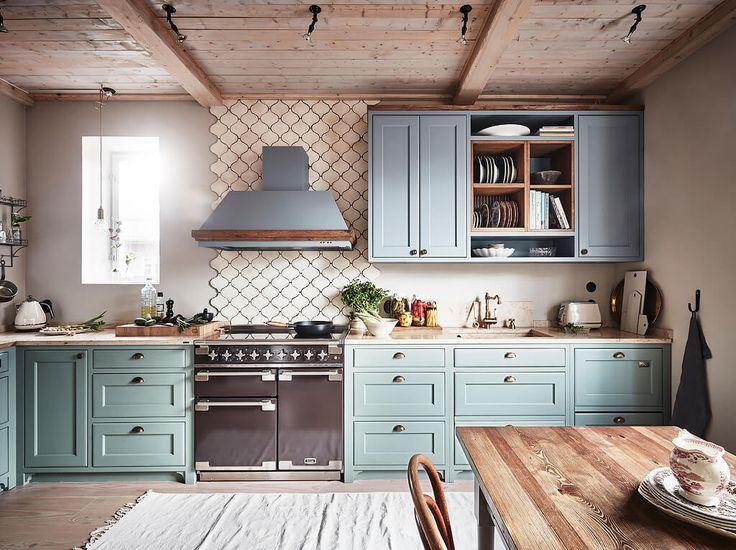 Скандинавский стиль в интерьере двухуровневых апартаментов 111 м2