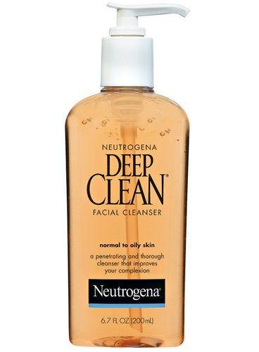 Le meilleur gel nettoyant DEEP CLEAN Oubliez tous les gels nettoyants de pharmacie en France, le meilleur se trouve dans tous les supermarchés américains.