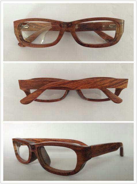 Woodern gafas