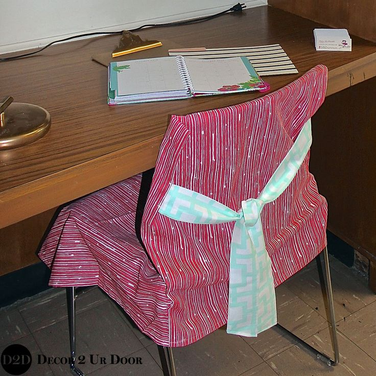 Design Your Own Dorm Chair Cover