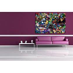 Maxwell Dickson 'Jazz Musician' Canvas Wall Art
