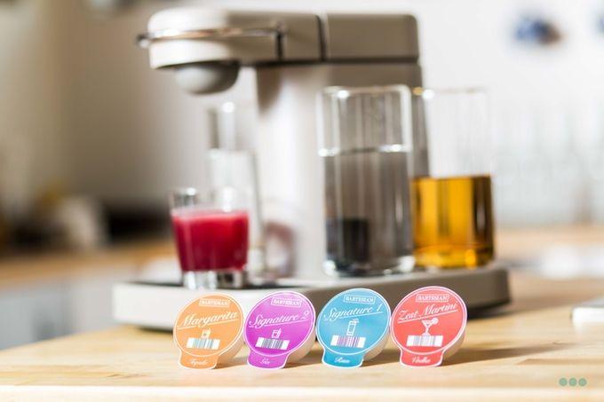 Bartesian: the Ultimate Home Cocktail Machine by Bartesian — Kickstarter