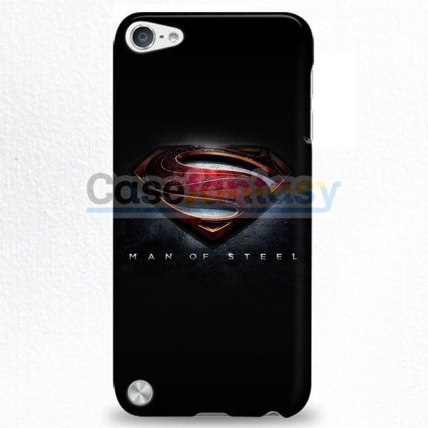 Man Of Steel, Superman 2013 iPod Touch 5 Case | casefantasy