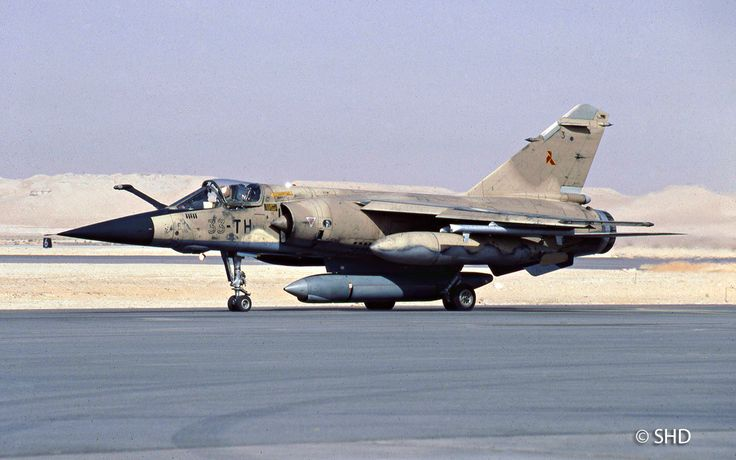 Mirage F1 CR 3/33 Moselle - Guerre du Golfe - Armée de l'Air
