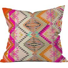 Wilder Indoor/Outdoor Throw Pillow