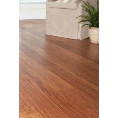 Home Decorators Collection Strand Woven Antiqued Harvest 1 2 in  x 5 1 8  in  Wide x 72 83 in  Length Solid Bamboo Flooring  23 29 sq  ft    case. 10 best Flooring images on Pinterest   Strands  Product display