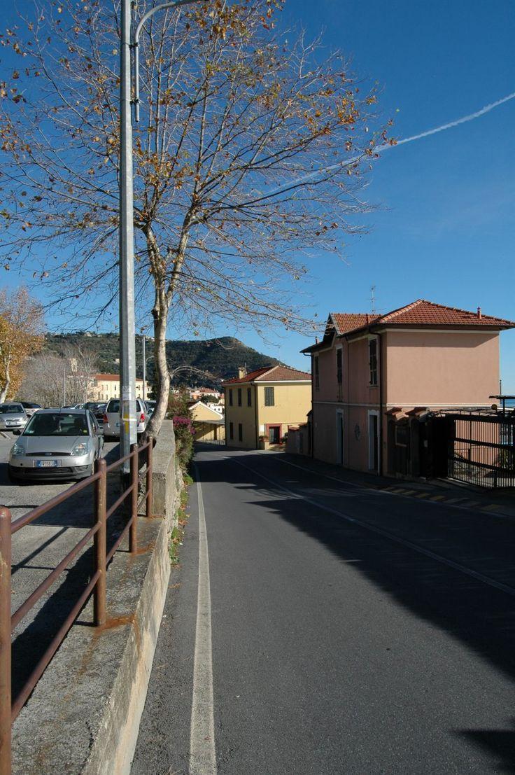 Ventimiglia (IM)  Via Giuseppe Verdi