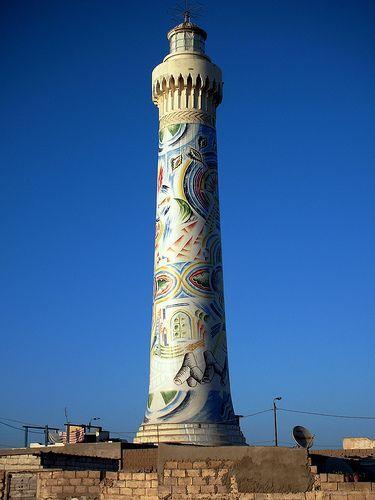 Casablanca, Marocco - #lighthouses #vuurtorens
