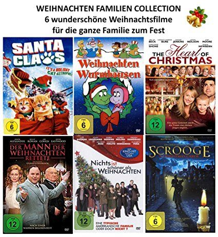 die besten 25 weihnachtsfilme dvd ideen auf pinterest. Black Bedroom Furniture Sets. Home Design Ideas