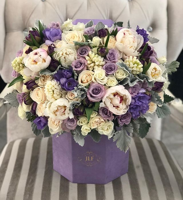 Shades Of Lavender Wedding Floral Centerpieces Flower Arrangements Luxury Flowers