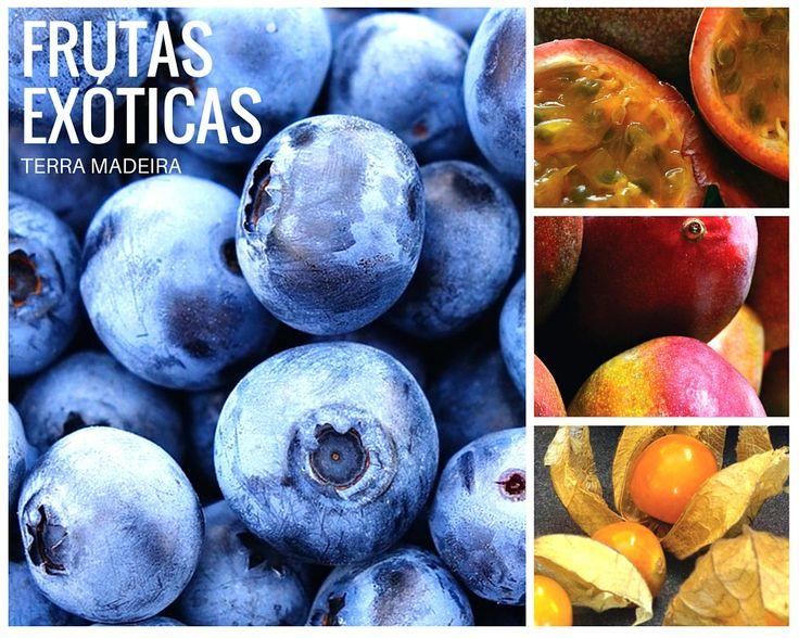 Frutas exóticas e deliciosas. #terramadeira #madeira