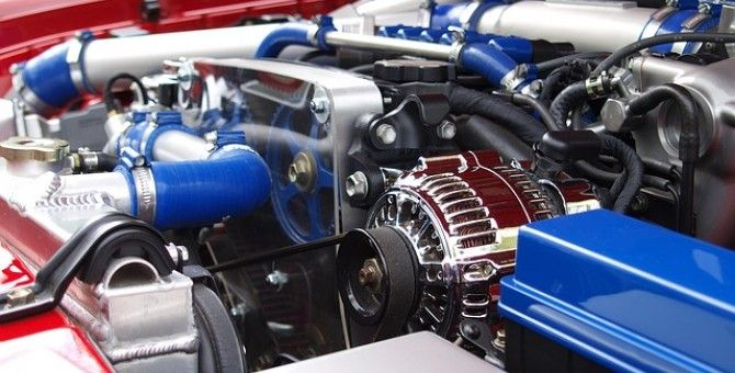 Ship Engine Upkeep part 1