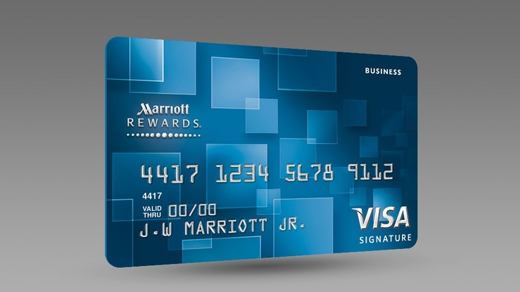 mariott rewards #visa credit card design | Our Design Work ...