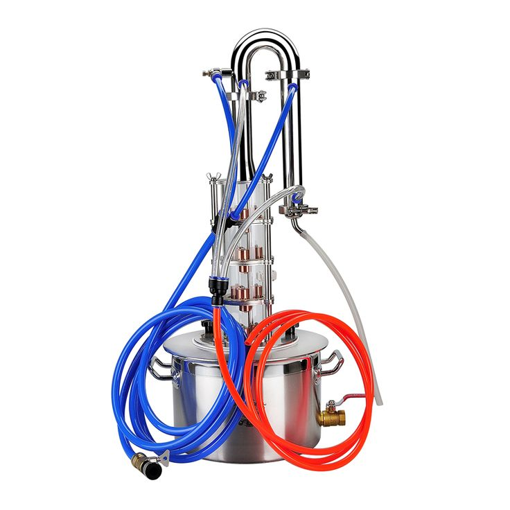 Home Distilling Equipment distiller with 4 sections,whiskey still,distilling equipment,alcohol still