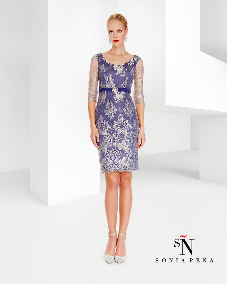 Mother of the bride designer collection - Sonia Pena form