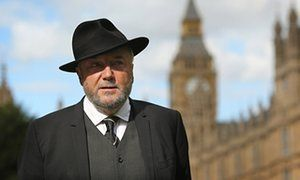 CPS tells George Galloway he faces no charges over 'Israel-free zone' speech | Politics | The Guardian