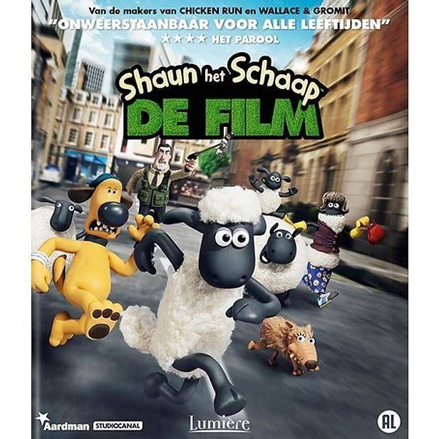 Shaun het schaap - De film (Blu-Ray) #shaunhetschaap #dvd #bluray #bluraydvd