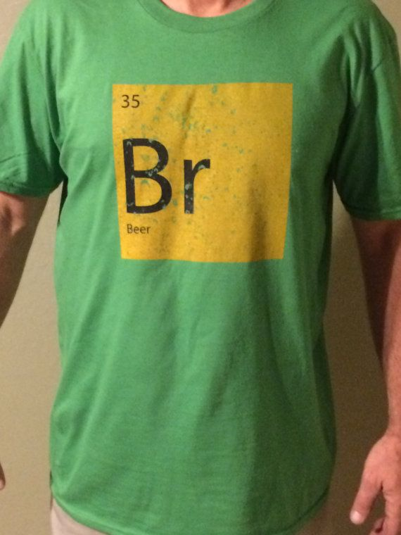 Hey, I found this really awesome Etsy listing at https://www.etsy.com/listing/214331053/the-element-beer-t-shirt-the-essential