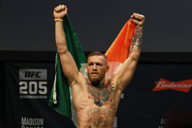 LISTEN Conor McGregor's Entrance Theme Song - Heavy.com