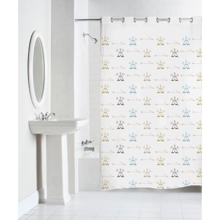 M s de 25 ideas incre bles sobre cortinas de ducha en for Visillos para banos
