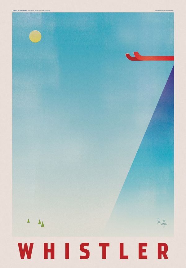 Poster / Expedia Travel Posters — Designspiration