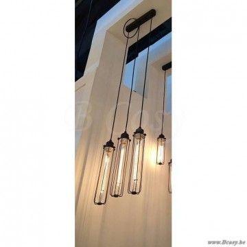 17 beste idee n over glazen lampen op pinterest glas in for Aparte lampen