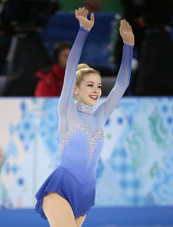 Gracie Gold: Sochi Winter Olympics - Posted on February 2014