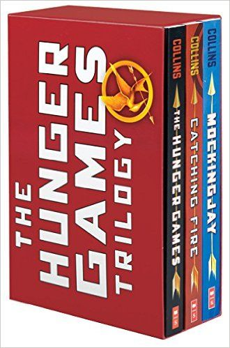 The Hunger Games Trilogy: The Hunger Games / Catching Fire / Mockingjay This special edition box set features the original cover artwork from the ground-breaking, bestselling trilogy.